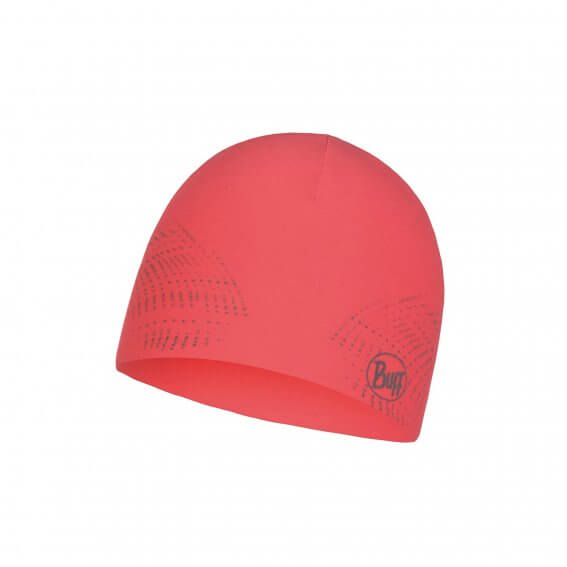 MICROFIBER REVERSIBLE HAT R-SOLID CORAL PINK