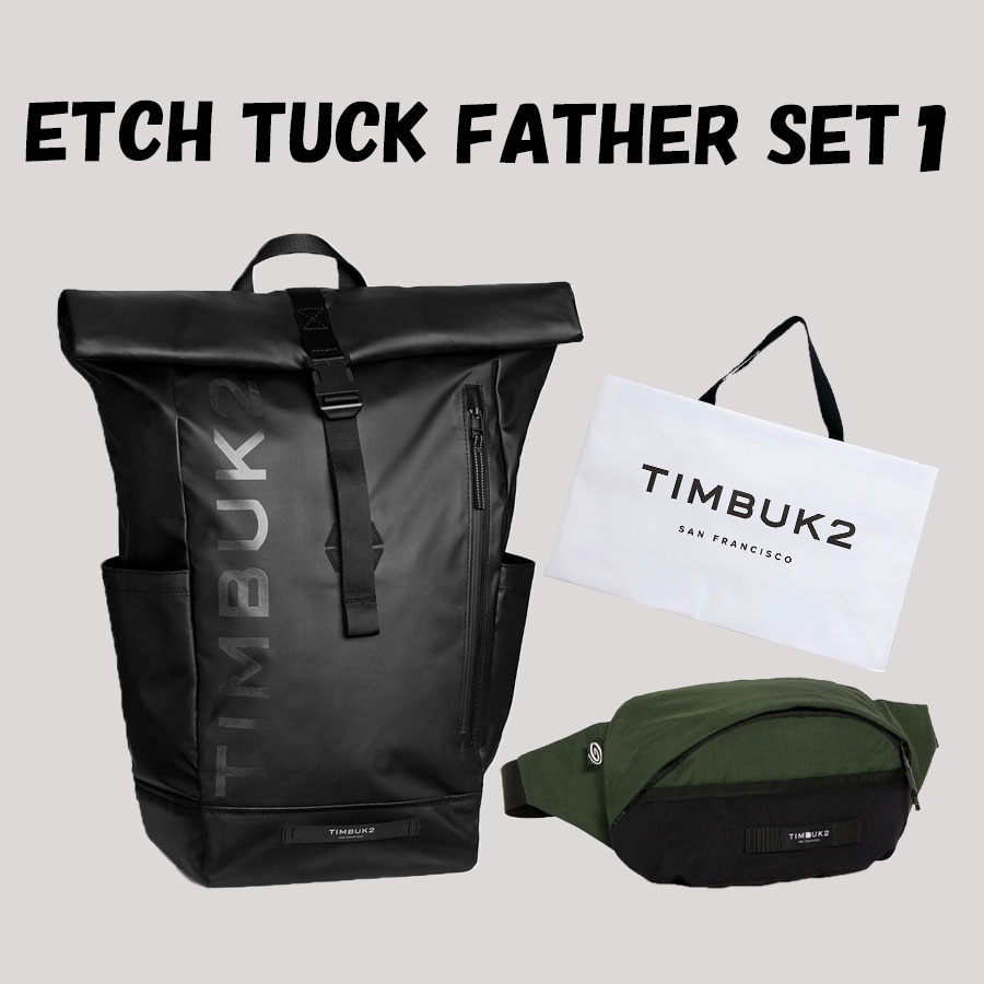 ETCH TUCK FATHER SET1