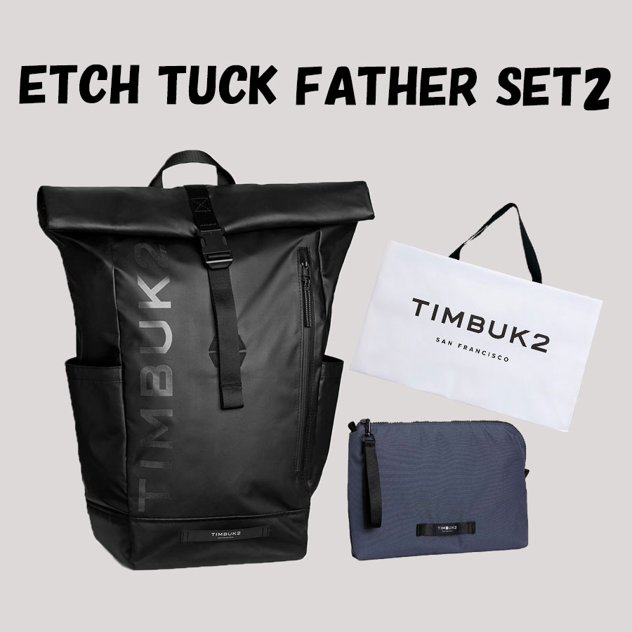 ETCH TUCK FATHER SET2